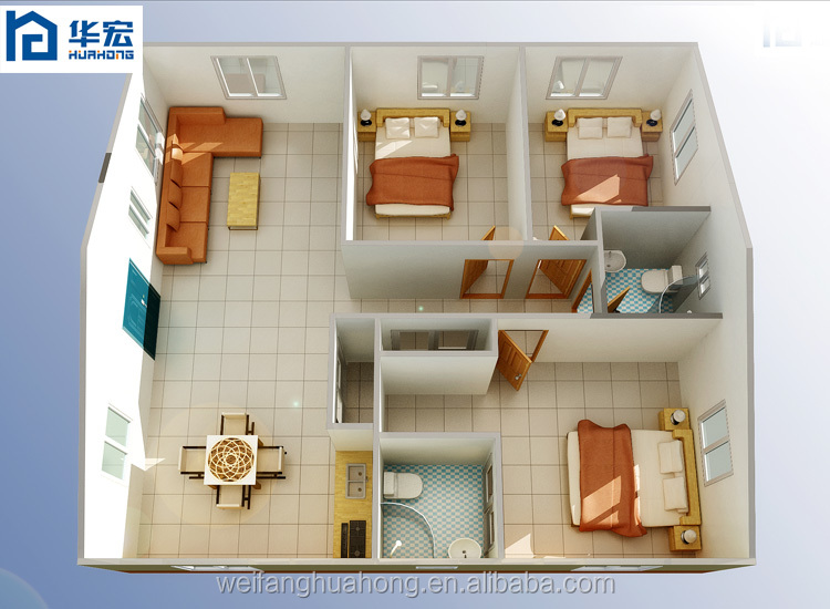 Disaster proof turkey project house plans with 1 floor for Home design 50m2