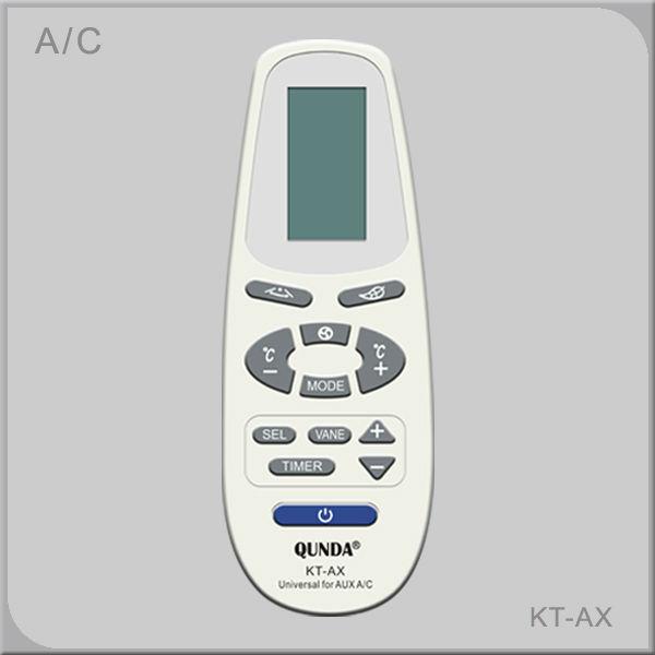 Aux climatiseur t l commande t l commande id de produit 290707926 - Telecommande climatiseur universel ...