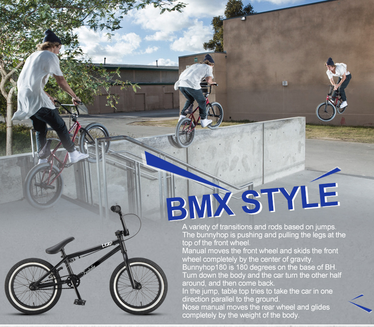 Wholesale 18 inch bmx bike extreme sport 16 inch street halfpipe flatland freestyle all kind of cheap price bmx bicycle bmx bike