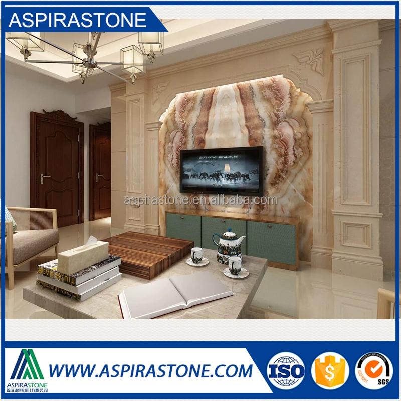 slab green onyx price for latest design wall tiles or tiles front wall