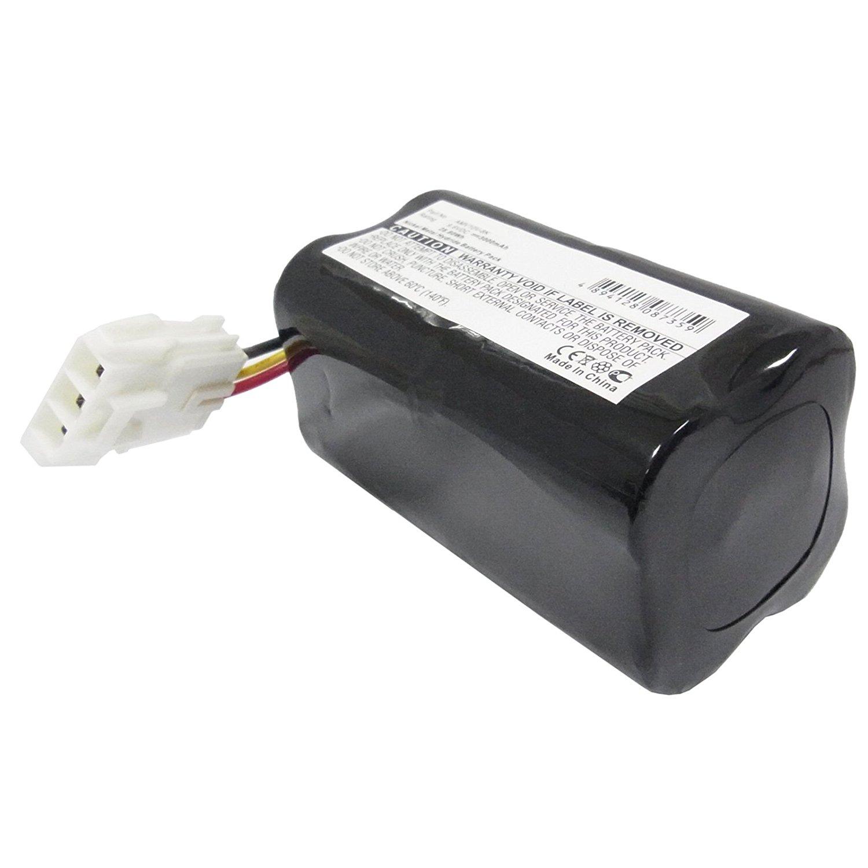 Exell EBVB-270 NiMH 9.6V 3000mAh Vacuum Battery Fits Panasonic MC-B10P, MC B 20 J, MC-B20JP Vacuums. Replaces Panasonic AMV10V-8K Batteries