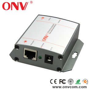 10/100M 802.3af Long PoE Repeater with 15.4W POE extender