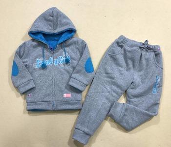 739ea63f Children winter clothing fancy color fur ball hood string baby girl's  reversible jacket fleece suit