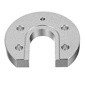 BephaMart E3D V5 Hot End Aluminum Alloy Groove Mount CNC For 3D Printer Shipped and Sold by BephaMart