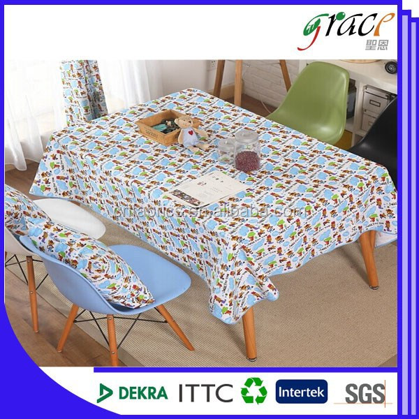 2015 hot-sale Nonwoven Dining table cover