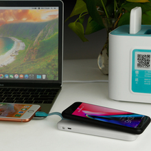 Sharable Power Bank Charger Station