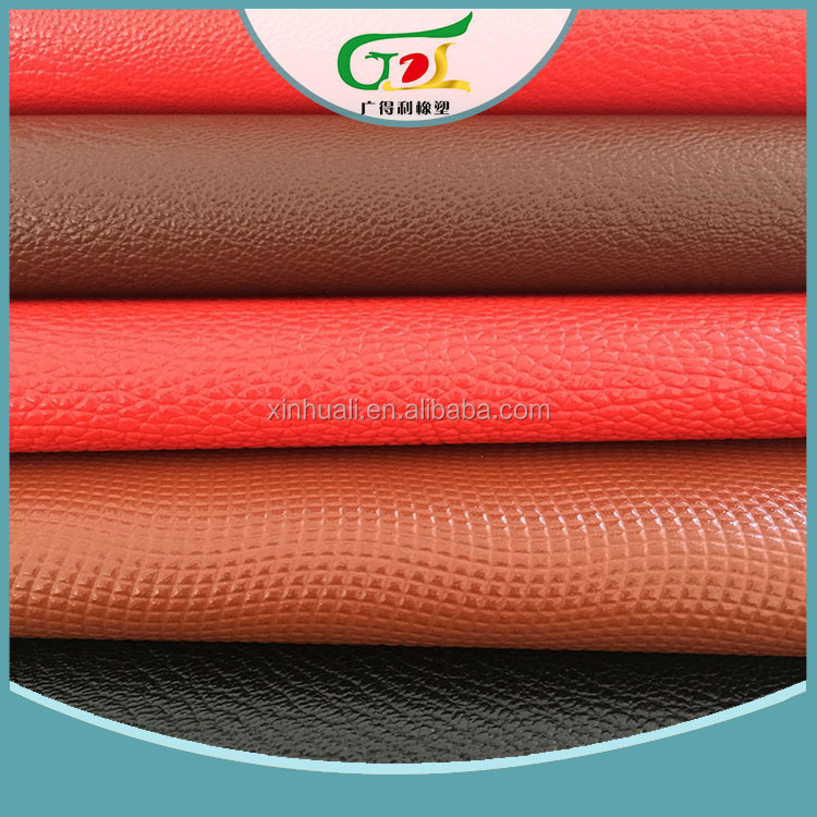High quality synthetic leather for handbag