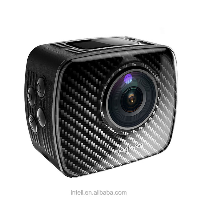 NEW arrival! Magicsee P3 with waterproof 360 camera 4K Wireless Panorama 360 Sports Camera