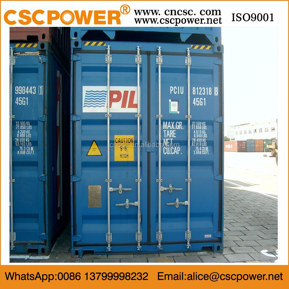 20 feet new shipping container for sale