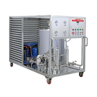 300L production line perfume making machine price, perfume filter freezing mixing equipment