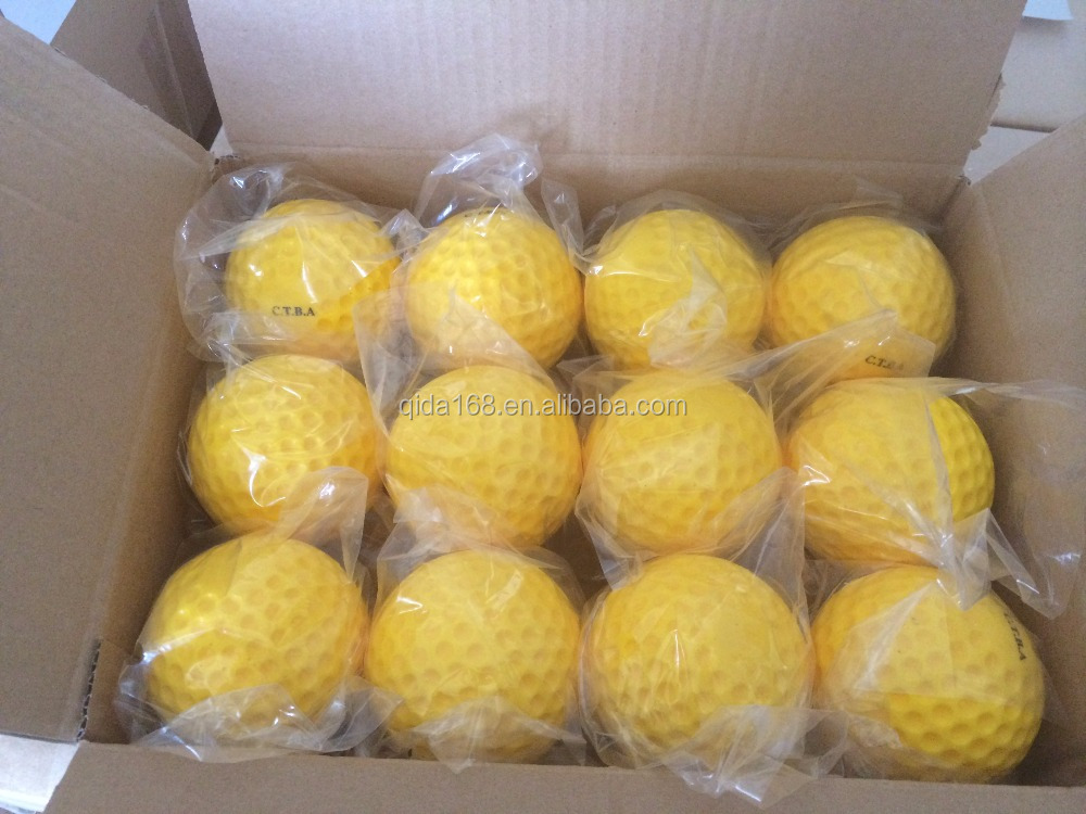 "9"" Baseball Pitching Machine Practice Balls Training Balls"