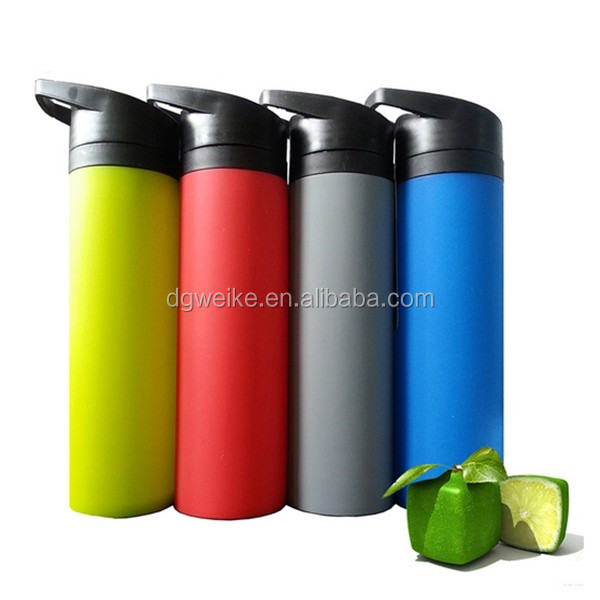 2017 new products silicone drinking collapsible water bottle/foldable water bottle