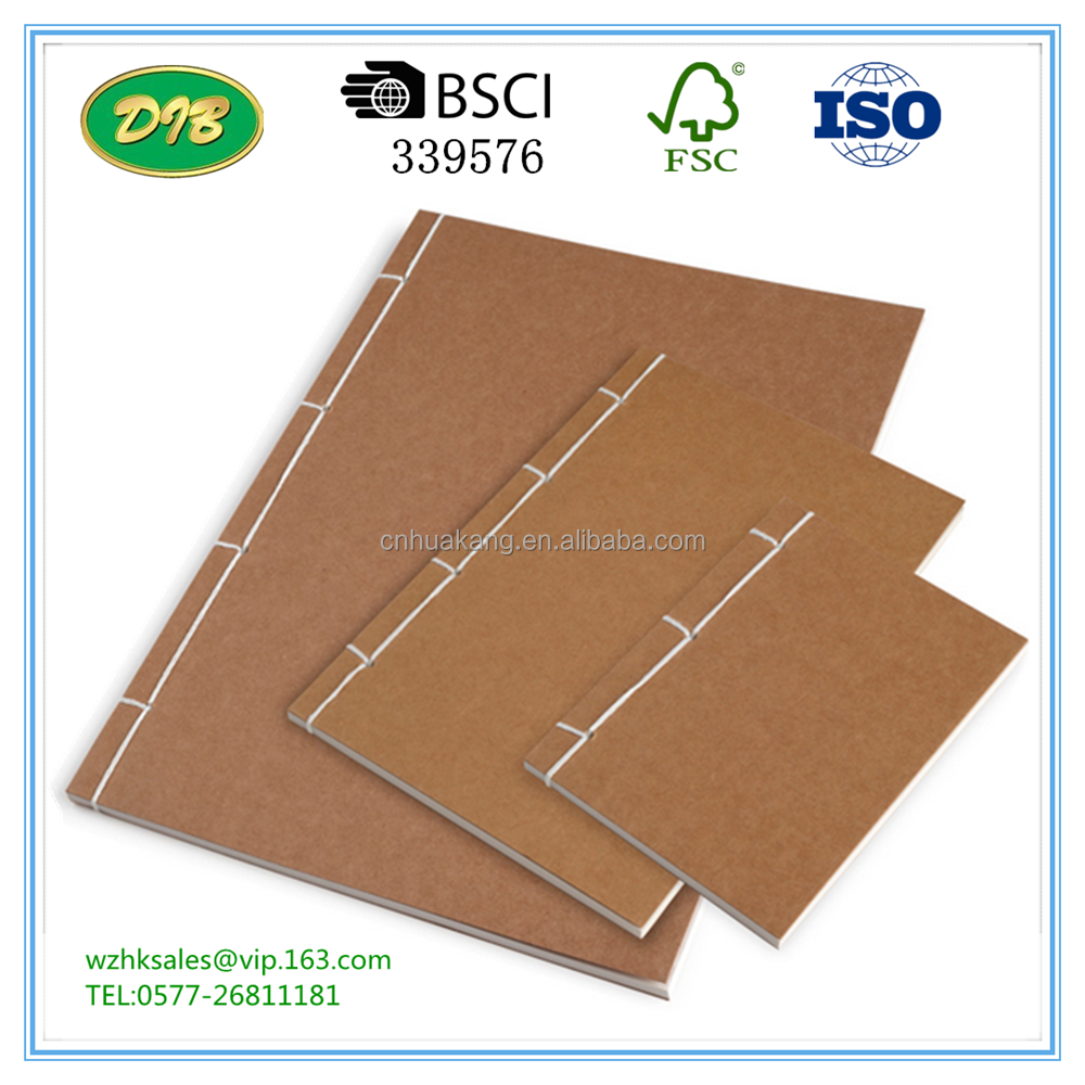 Small Ecol. Notebook Cardboard Cover