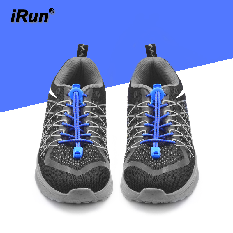 e57e8df0a777d2 iRun Energy Speed Lazy Shoelaces No Tie Shoelaces System with Elastic Laces  Quick Tie Elastic Lock Laces