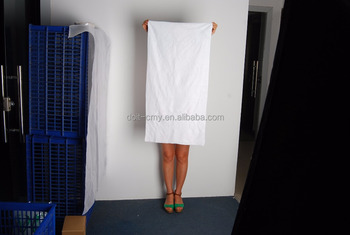 White Sublimation Printable TowelSublimation Towel Blanks Beach