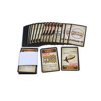 WJPC-High Quality Wholesale Customized Trading Card Game Printing