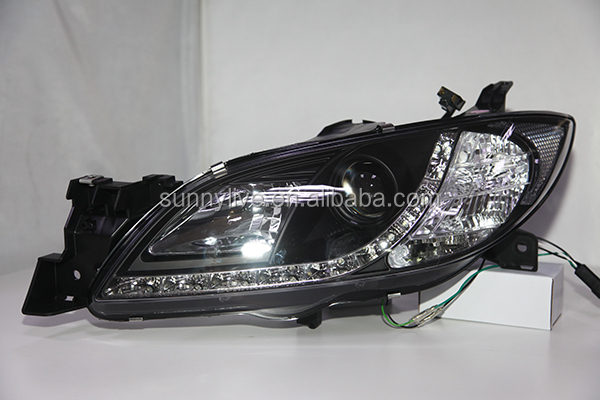 For MAZDA 3 LED Head Lamp 2003 to 2008 year SN