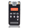 Multiple function audio equipment linearity PCM technology mic digital voice recorder for class concert lecture and meetings