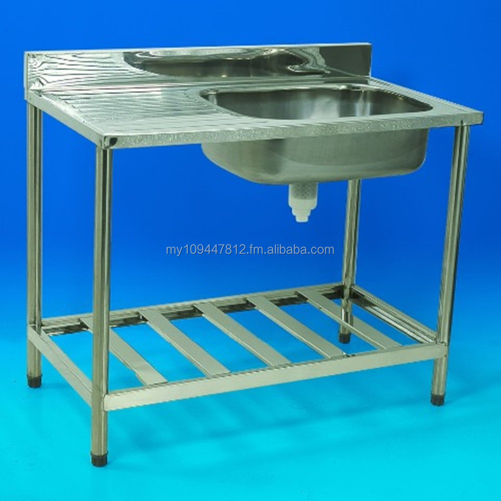 Stainless Steel Sink Cabinet Malaysia | Homedesignview.co