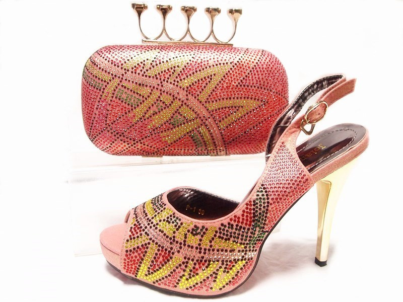 clutch party with italian shoes pink bag ladies design p7PRwvqn