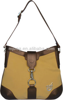 Good Quality Lady Handbags Shoulder Bag With Waterproof Material Leather Pu