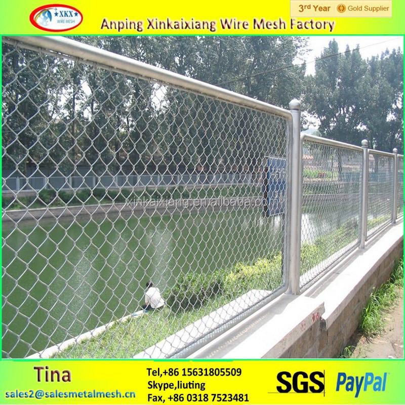 מעולה גדר רשת מגולוון / ברזל מגולוון אלקטרו גדר / גדר רשת מצופה pvc מחיר MZ-34