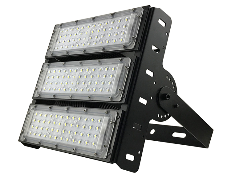 ip65 waterproof energy saving smd 150w module tunnel led flood light outdoor
