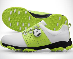 Golf men's tennis shoes waterproof breathable activity spikes running shoes