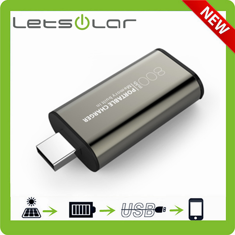 portable mini battery bank with USB memory card. rechargeable power bank