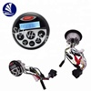Waterproof Blue TOOth auto Controller/ USB/ MP3 player for UTV/ATC/Jacuzz/ Marine/Golf cart/Haverster Audio Gauge AM/FM