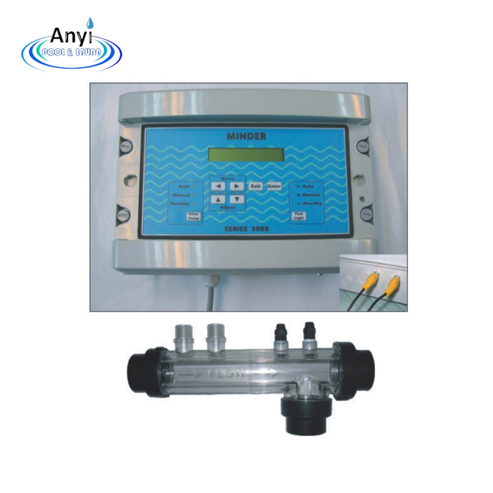 Minder 3000 Swimming Pool Chlorinator Water Controller, View ...