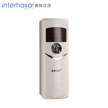Simple wall mounted automatic sensor box aerosol air perfume dispenser