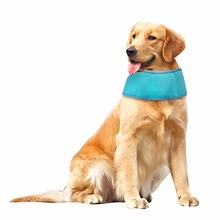 Dog Cooling Bandana Ice Chill Out Scarf for Summer Pet Washable Saliva Towel
