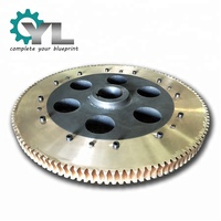 Custom Big Centrifugal Casting PBC2B Tin Brass Worm Gear