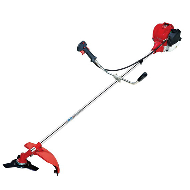 Single cylinder 4-stroke 39cc professional brush cutter with hand grass