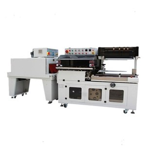Shrink Wrapping Machine Sleeve Wrapping Machine , POF PE Foil Wrapping Machine