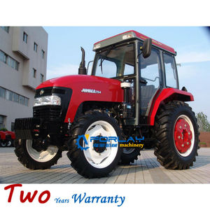 Supply best large Horse power JM-704 China farm tractor price list for sale wheel tractor with A/C Cabin