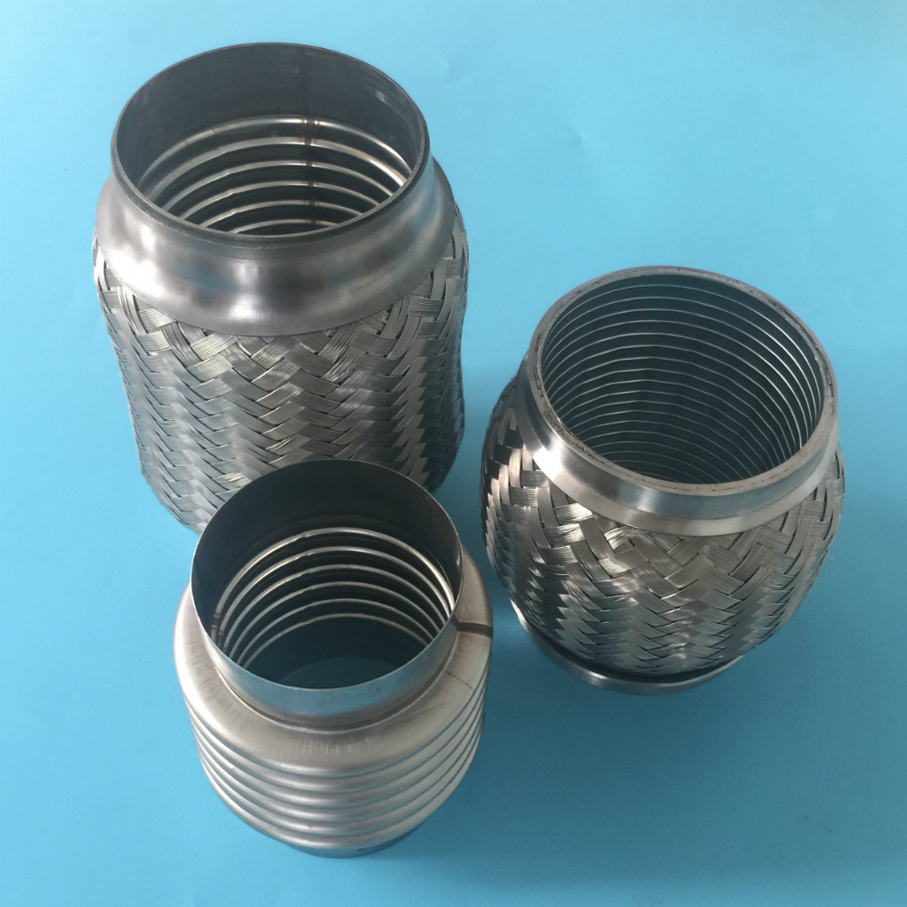 stainless steel exhaust flex pipe