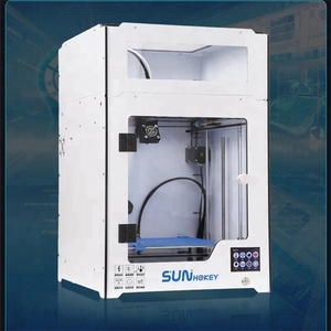 New Arrival Sunhokey U250 DIY 3D Printer Metal Assembled Printer