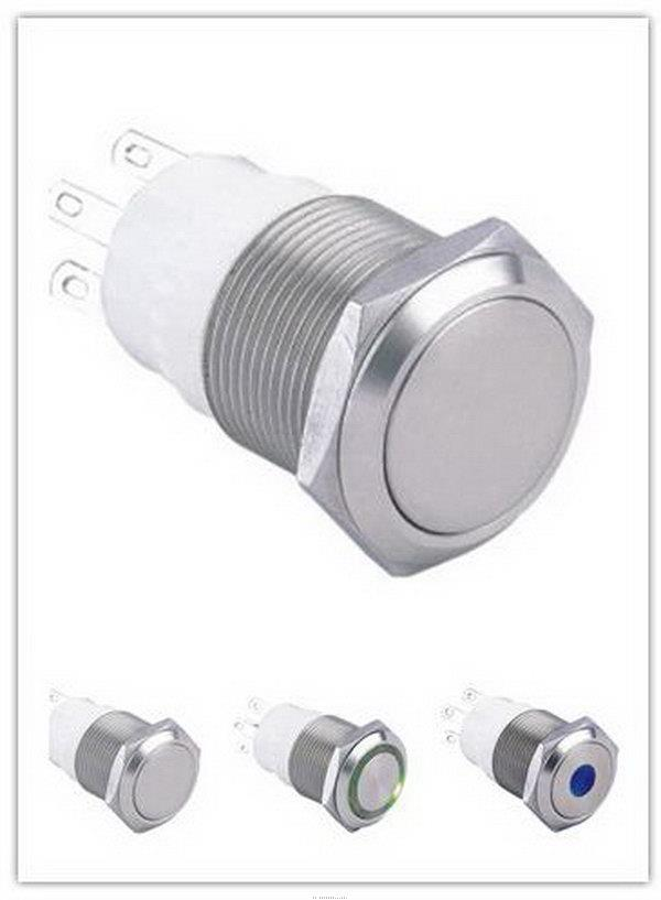 Designer hotsell waterproof push pull button switch