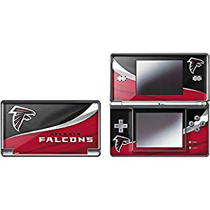 NFL Atlanta Falcons DS Lite Skin - Atlanta Falcons Vinyl Decal Skin For Your DS Lite