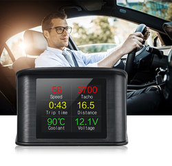 Universal Car Diagnostic Tools Fault Code Detailed Display Accelerating Competitive Mode Multi-Functional OBD Car Trip Computer