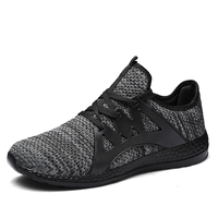 Hot Sale Sneaker Men Breathable Sports Shoes Casual Shoes Running Shoes