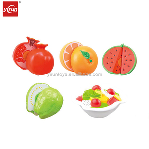 new 2018 toys kitchen items pretend play vegetables and fruits toys