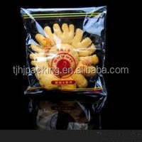 Made in China Happiness taste transparent/toast bread/biscuits/west/pastry bags