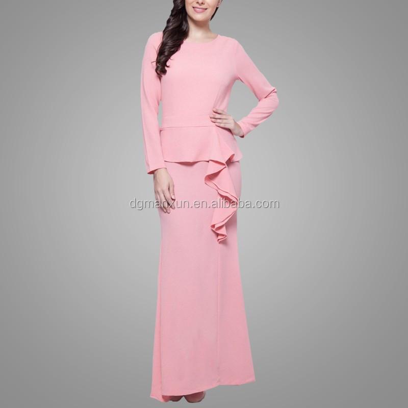 Hot Sell Special Facy Baju Kurung Fashion New Model Baju Kebaya In