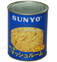 All types of mushrooms export canned food