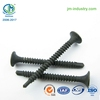 Gray phosphate Phil flat head self drilling screw