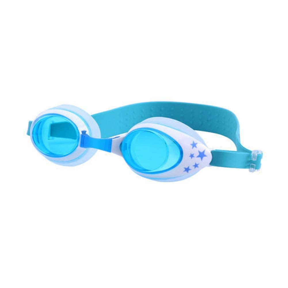 3ee03ff7974b66 Get Quotations · Kids Swimming Goggles, Junior Children Girls Boys Goggles  with Anti-Fog, Waterproof,