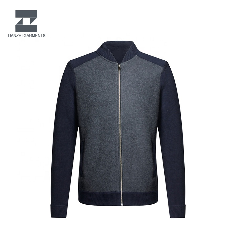 New Stylish Custom men's fashion jackets